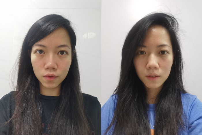Snowperk Reader Review Tiffany Before After