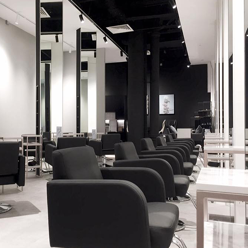 Be Salon Crp Be Salon Interior Chairs