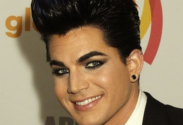 Adam Lambert's Guyliner: Yay Or Nay?
