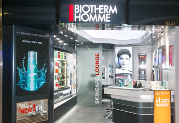 Biotherm Homme Unveils Its World's First Flagship Boutique In Singapore