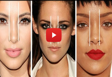 How To Change How Your Nose Look By Changing Your Brow Shape