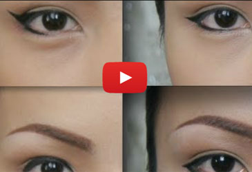 How To Change Your Eye Shape With An Eyeliner