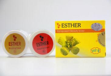 Melati UV-Whitening Vit. E Cream and ESTHER Bleaching Cream Found To Contain Mercury