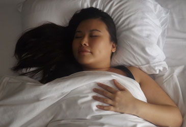 Myth Or Fact: The Way You Sleep Can Cause Wrinkles
