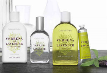 Review: Crabtree & Evelyn Verbena & Lavender Collection