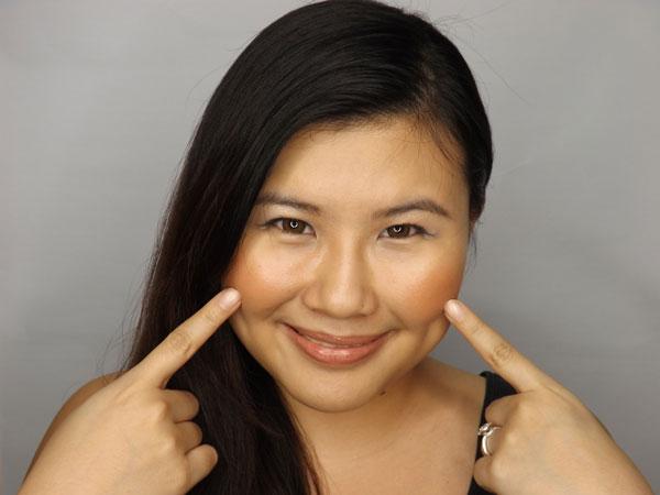 Benefit Cosmetics Rockateur Blusher After