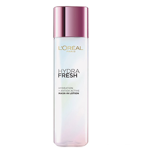 Loreal Paris Hydra Fresh Mask In Lotion