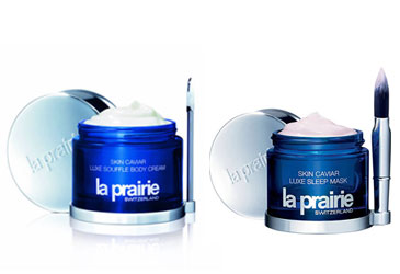 La Prairie Launches New Sleep Mask & Body Cream