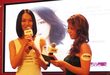 Joanne Peh Is Bella Skin Care's New Celebrity Spokesperson