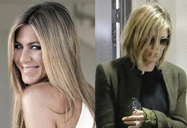Jennifer Aniston Blames Brazilian Blowout For Destroying Her Hair