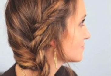 Tutorial: Cute Braid In Just 3 Minutes