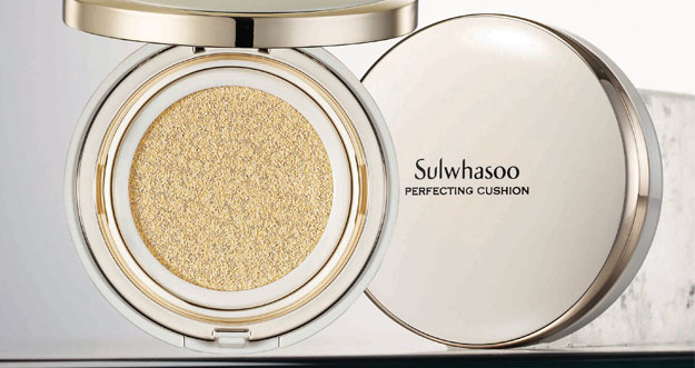 Review: Sulwhasoo Evenfair Perfecting Cushion
