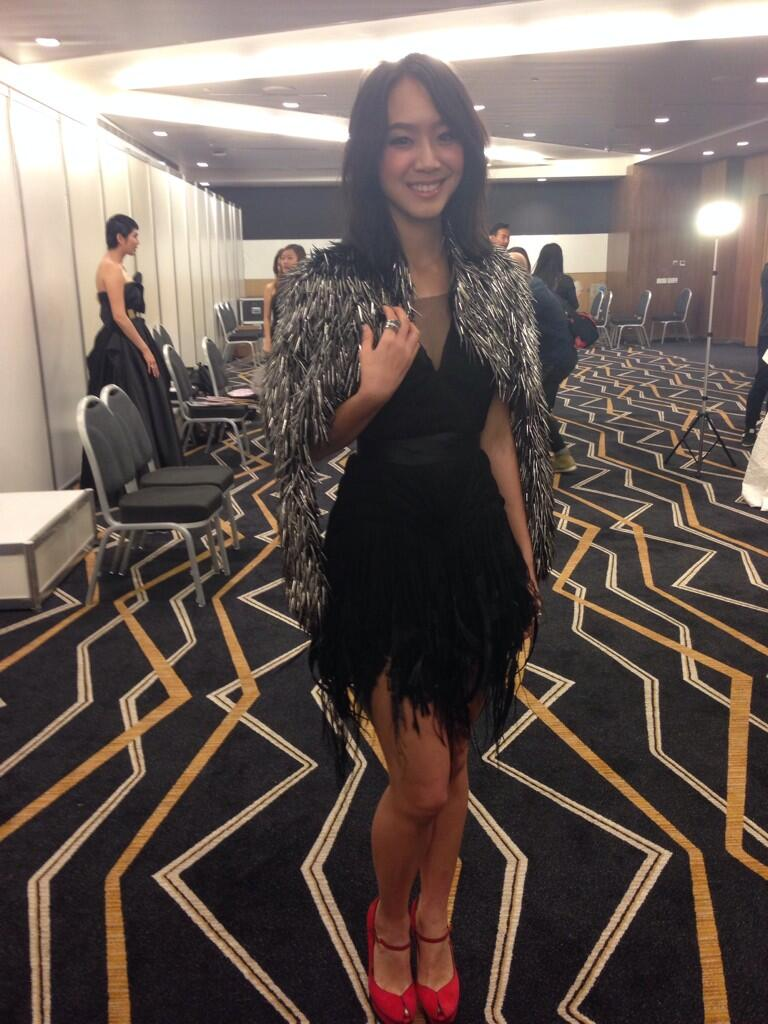 Julie Tan Star Awards 2014 Rocker Chic1
