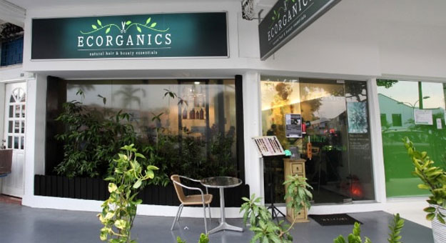Ecorganics Review: Trying organic hair dye in preparation of wedding