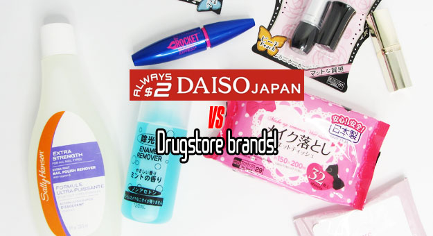 Beauty Products Showdown: Daiso Vs Drugstore