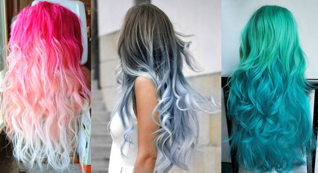 13 Crazy Ombre Hair We Love. We're Obsessed With #6.