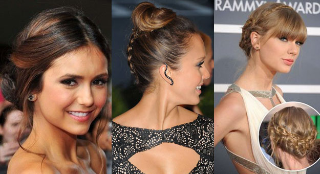 The Back View Of These 6 Celebrities' Hairstyles Will Amaze You More Than Their Front