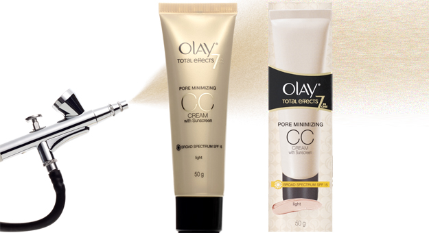 Olay Launches Pore Minimizing CC Cream