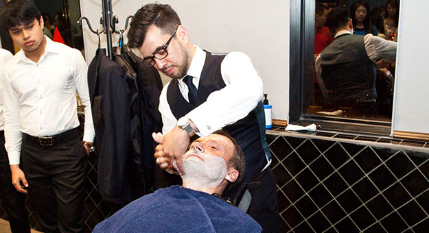 Sultans Of Shave: Why Classy Gentlemen Salon Are Getting Popular?
