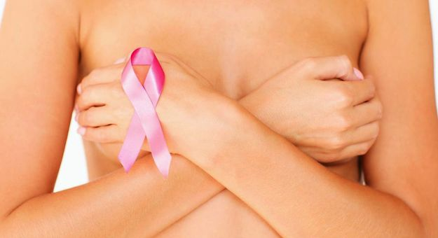 Breast Cancer Awareness: I'm 29 & Have Cancer. Cancer Doesn't Age-Discriminate.