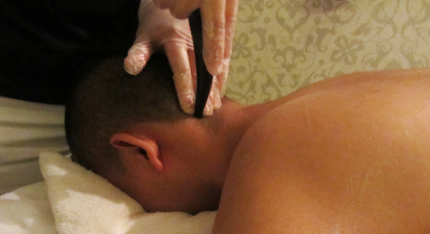 This TCM-Influenced Massage May Be Your Answer To Relieve Aches On Your Neck, Shoulder & Back