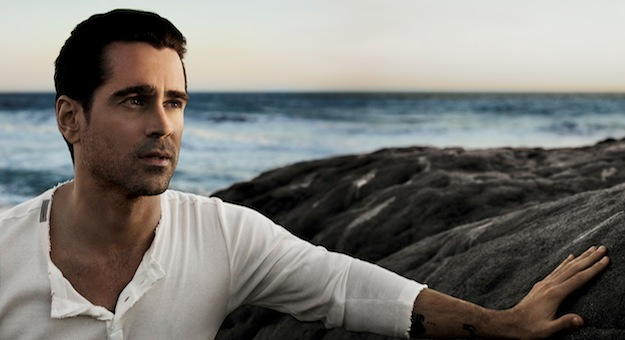 Colin Farrell Is New Face Of Dolce&Gabbana Intenso Fragrance
