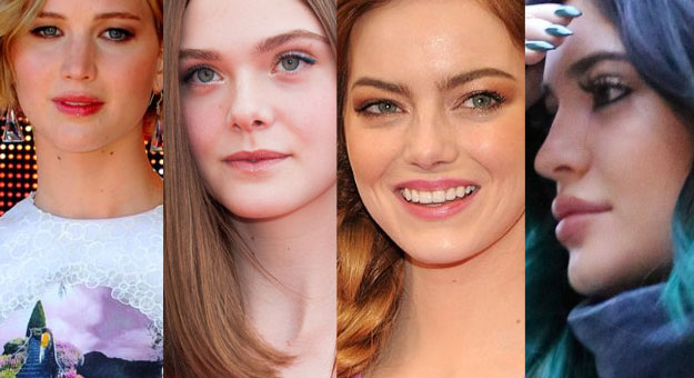 Our Favourite Celeb Hair Makeovers in 2014