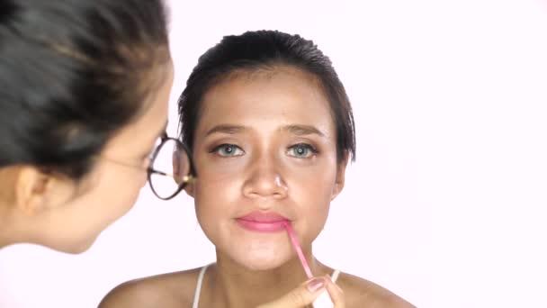Makeup Funny Faces 6