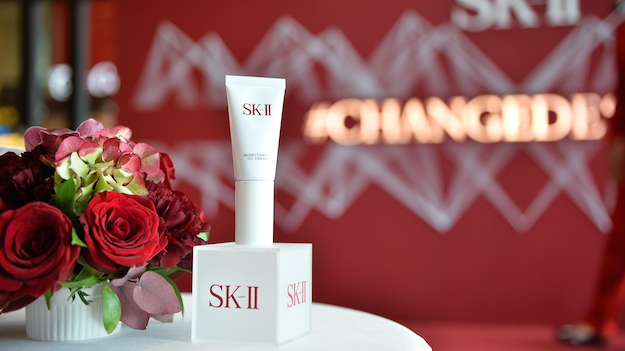 SK-II Launches Its First CC Cream. Its World Premiere Is In… Singapore!