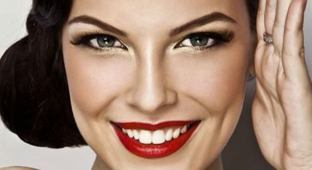5 Ways Wear Red & Gold Makeup For Chinese New Year Without Looking Like An Ang Bao
