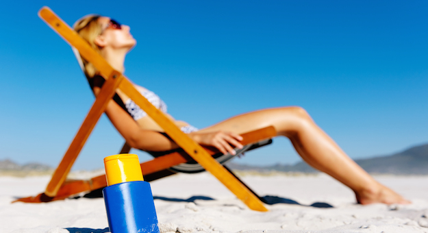 Study Shows That Sun Damage Doesn't Stop After You Head Indoors, It Continues To…