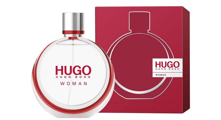 Hugo Boss Hugo Woman EDP Is What You Need To Smell Like A Corporate Power Woman