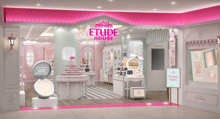 Etude House's New Store At VivoCity Presents All Kinds Of Fun For Beauty Junkies