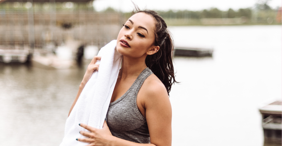 """Exercise """"gives"""" you bad skin? Find out how to counter that post-workout breakout!"""