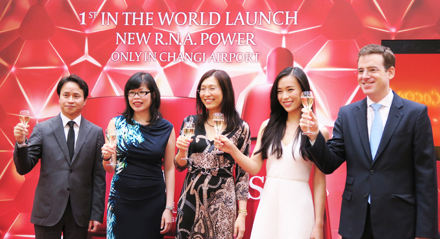 Be One Of The First In The World To Get Hold Of These 2 New Anti-Ageing Products If You're Travelling Via Changi Airport