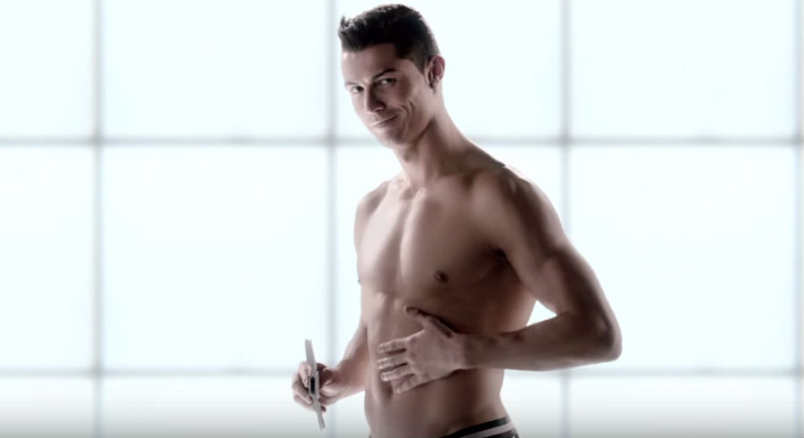 This High-Tech Product's Muse Is Cristiano Ronaldo('s Abs). My Before & After Photos Tell You If It Works