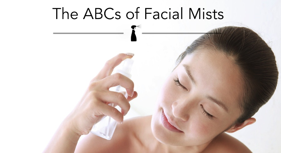 All You Need To Know About Facial Mist: What They Are And The Correct Way To Use Them