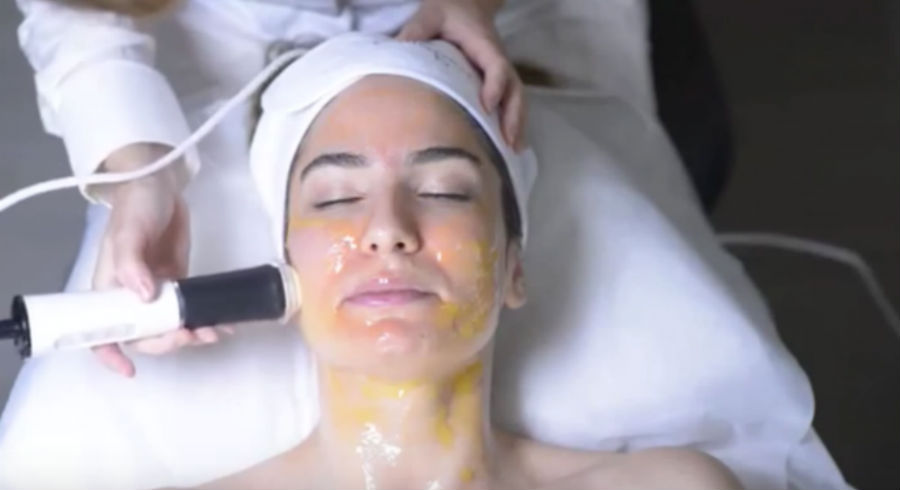 This Powerful Facial Treatment Uses 3 Proven Technologies Within One Session