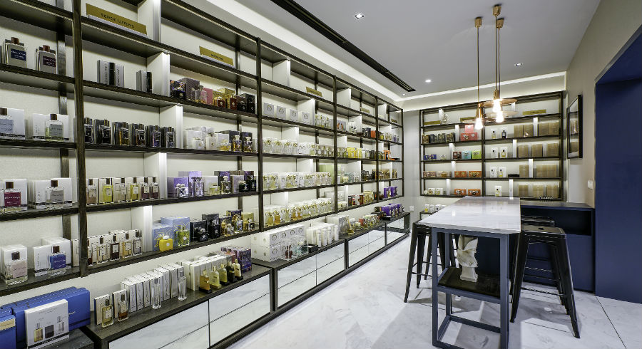 If The Idea Of A Fragrance Library And Intimate Makeup Corner Excite You, Read On