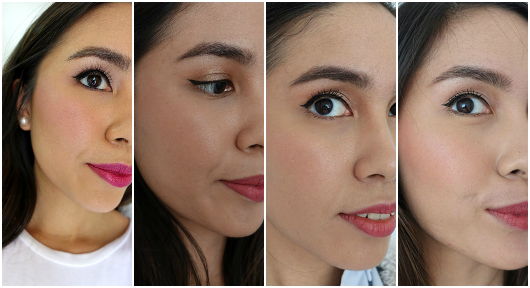 "We put ""weird"" blush shades to the test, and they DO look good!"