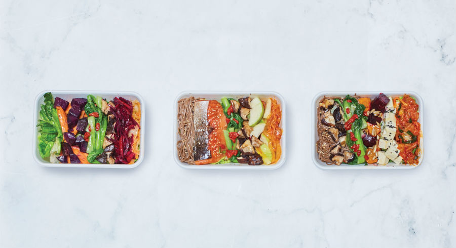 10 of the healthiest (and tastiest!) eats in the CBD to last you for 2 work weeks