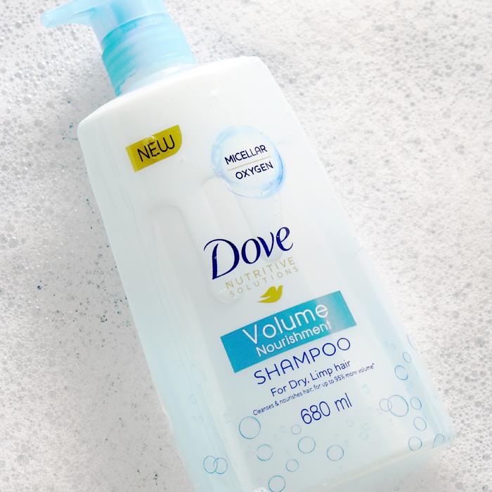 Dove Volume Shampoo
