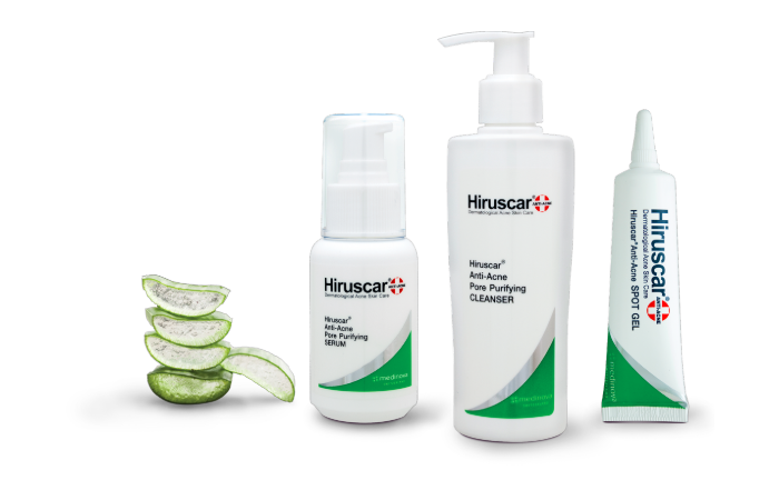 Hiruscar Anti Acne Range