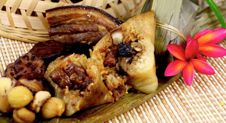 A bak zhang has more calories than 3 goreng pisang. How do you make sure you can indulge in it guilt-free?