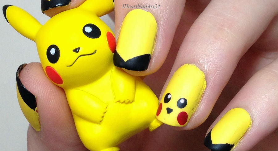 17 adorable Pokemon-inspired nail looks – catch 'em all as you celebrate Pokemon Go coming to Singapore!