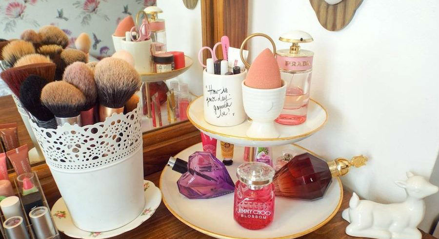 8 amazing organisation hacks that will help create your dream vanity table