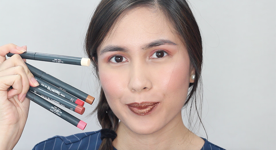 Can our writer create 3 distinctly different looks using 5 makeup pencils? Watch her overcome this challenge!