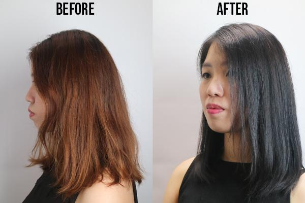 99 Percent Hair Salon Review Vivian