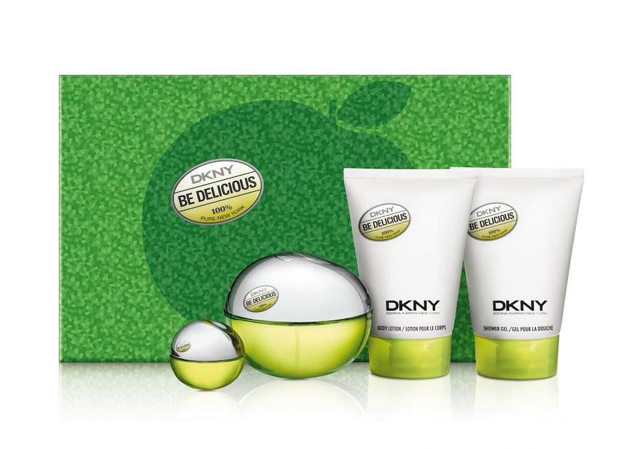 Dkny Be Delicious Blockbuster Set Daily Vanity