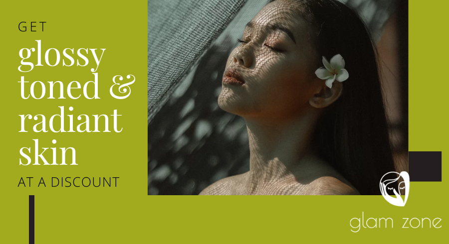 30% off a luxurious 90-min face treatment that detoxes, tones and nourishes